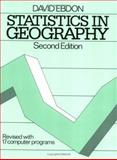 Statistics in Geography 2nd Edition