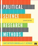 Political Science Research Methods 7th Edition