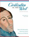 Civilization in the West, Volume C (since 1789) 9780205556892