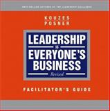 Leadership Is Everyone's Business 9780787986926
