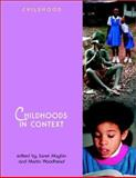 Childhoods in Context 9780470846933