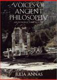 Voices of Ancient Philosophy 1st Edition