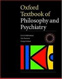 Oxford Textbook of Philosophy of Psychiatry 9780198526957