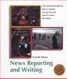 News Reporting and Writing 7e and Journalism Simulation CD-ROM 9780312396985