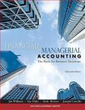 Financial and Managerial Accounting 9780073526997