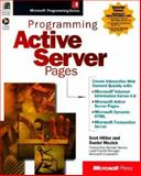 Active Server Page Programming 9781572317000