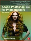Adobe Photoshop CC for Photographers 3rd Edition