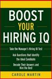 Boost Your Hiring IQ 9780071477017