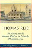 An Inquiry into the Human Mind on the Principles of Common Sense 9780271017020