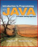 Introduction to Programming with Java 9780073047027