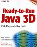 Ready-to-Run Java 3D 9780471317029
