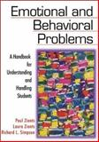 Emotional and Behavioral Problems 9780761977032