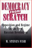Democracy from Scratch 9780691037035