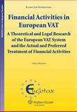 Financial Activities in EUropean V A T 9789041127037