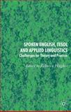 Spoken English, TESOL and Applied Linguistics 9780230217041