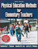 Physical Education Methods for Elementary Teachers 3rd Edition