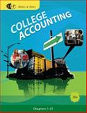 College Accounting 9780538737043