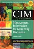 CIM Coursebook 02/03 Management Information for Marketing Decisions 9780750657051