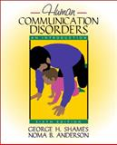 Human Communication Disorders 9780205337064