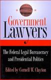 Government Lawyers 9780700607068