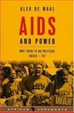 AIDS and Power 9781842777077