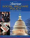 American Social Welfare Policy 6th Edition