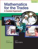 Mathematics for the Trades 9th Edition