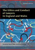 The Ethics and Conduct of Lawyers in England and Wales 9781841137087