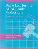 Basic Law for Allied Health Professionals 9780867207101