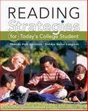 Reading Strategies for Today's College Student 9780838457108