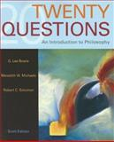 Twenty Questions 6th Edition