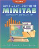 The Student Edition of Minitab for Windows Manual 9780201397116