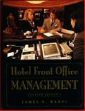 Hotel Front Office Management 9780471287124