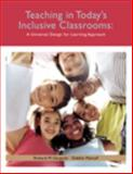 Teaching in Today's Inclusive Classrooms 1st Edition