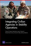 Integrating Civilian Agencies in Stability Operations 2009 9780833047151