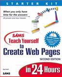 Teach Yourself to Create Web Pages in 24 Hours 9780672317163