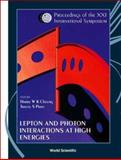Lepton and Photon Interactions at High Energies 9789812387165