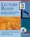 Lecture Ready 3 Student Book with DVD 9780194417167