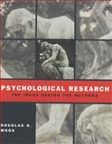 Psychological Research 9780393977172