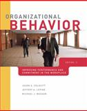 Organizational Behavior 2nd Edition