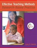 Effective Teaching Methods 7th Edition