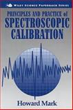 Principles and Practice of Spectroscopic Calibration 9780471167181