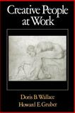 Creative People at Work 9780195077186