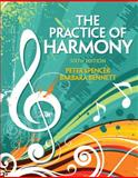 Practice of Harmony 6th Edition