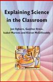 Explaining Science in the Classroom 9780335197194