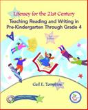 Literacy for the 21st Century 9780132277211