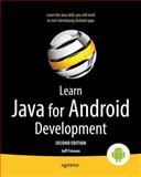 Learn Java for Android Development 2nd Edition