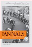 Field Experiments in Comparative Politics and Policy 9781412987257
