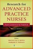 Research for Advanced Practice Nurses 2nd Edition