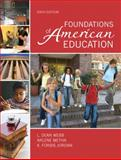 Foundations of American Education 6th Edition